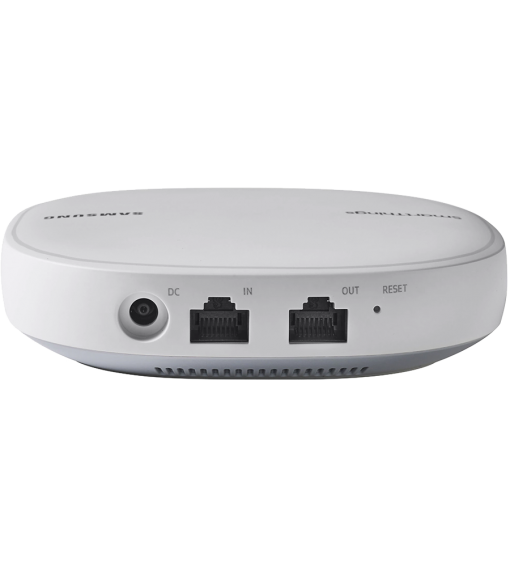Samsung SmartThings WiFi Mesh Router - Back View