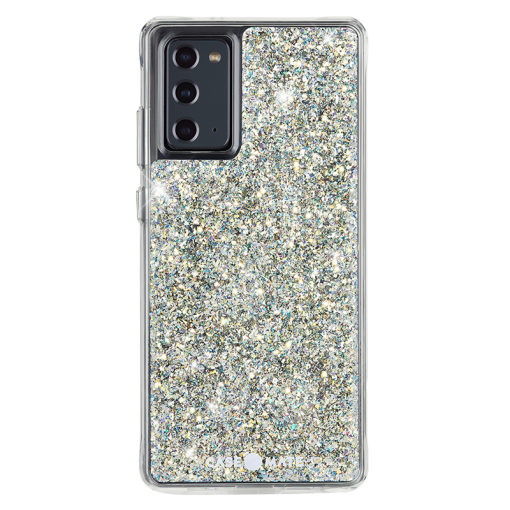 Case-Mate - Twinkle Case with MicroPel for Samsung Galaxy Note20 Stardust 1