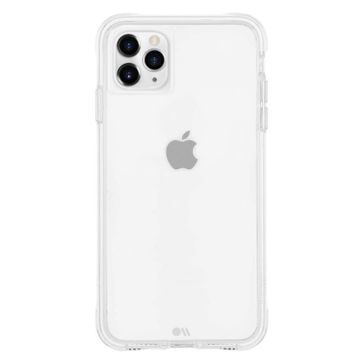 Case-Mate - iPhone 11 Pro Max Clear Case - Tough - 6.5 - Clear