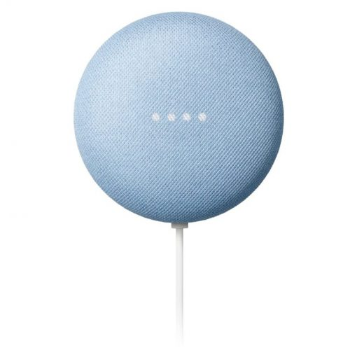 Nest Mini (2nd Generation) Smart Speaker with Google Assistant - Sky