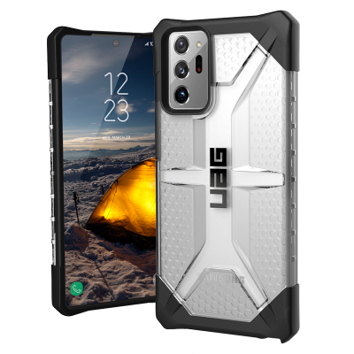 UAG Voyager Case For Note 20 Ultra Plasma Ice