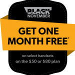 IT&E Black November Promo