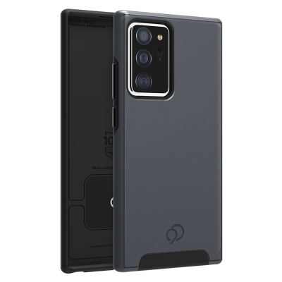Nimbus9 - Cirrus 2 Case for Samsung Galaxy Note20 Ultra - Gunmetal Gray