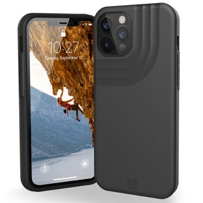 UAG [U] Anchor Case iPhone 12 Pro Max Black