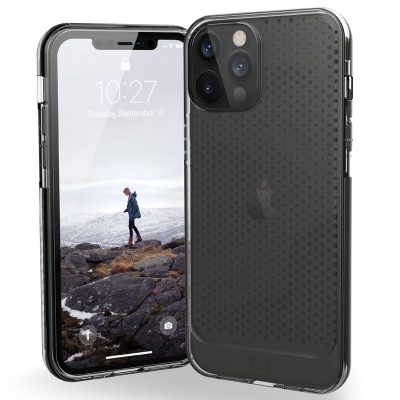 UAG [U] Lucent Case for iPhone 12 Pro Max Ice
