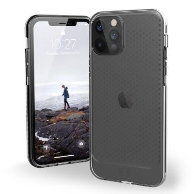 UAG [U] Lucent Case for iPhone 12/12 Pro Ice