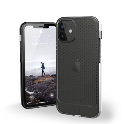 UAG [U] Lucent Case for iPhone 12 Mini Ice